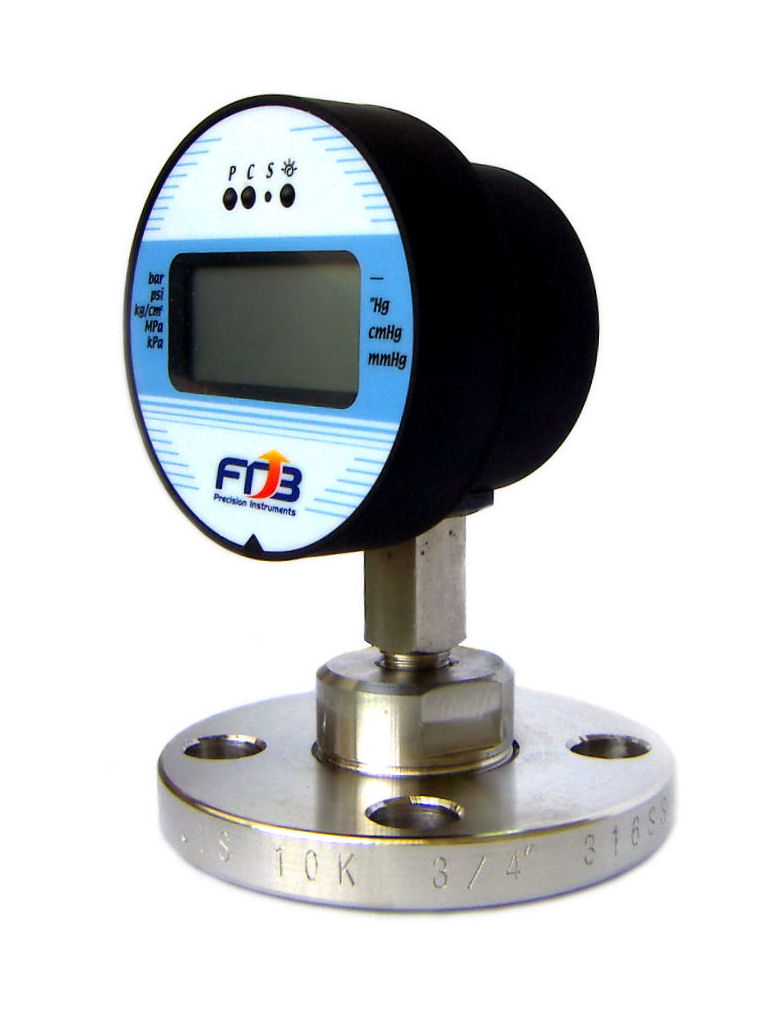 Pressure Transmitter with FD-300 Diaphragm